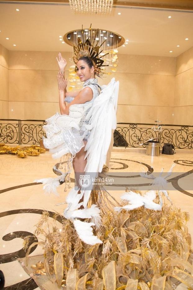 Chính thức: Hoàng Thùy chọn Cà Phê là Quốc phục mang đến Miss Universe 2019 dù từng bị netizen chê tơi tả! - Ảnh 7.