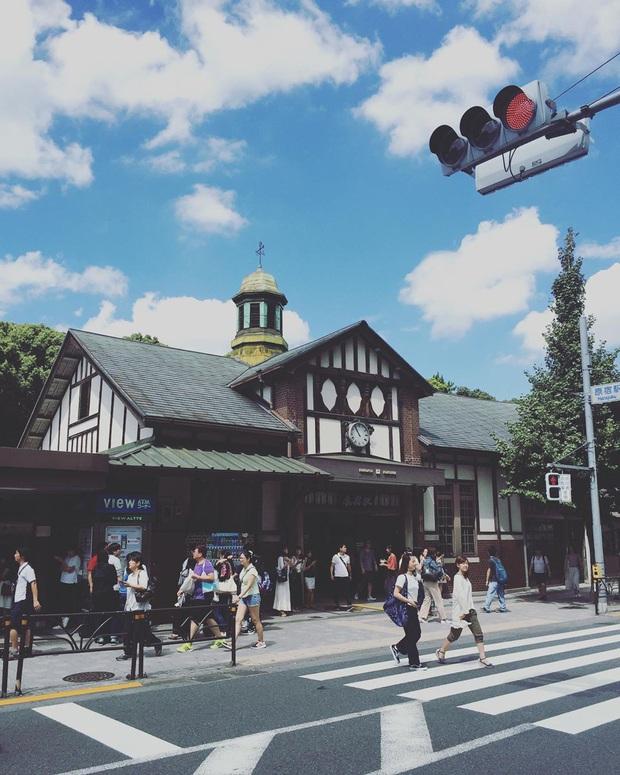 HOT: Nhà ga lâu đời và nổi tiếng bậc nhất ở Nhật Bản sắp bị đóng cửa vĩnh viễn, du khách tiếc nuối đòi giữ lại công trình - Ảnh 6.