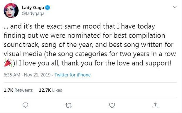 Grammy 2020 chính thức công bố đề cử: Ariana Grande khỏi bệnh ngay lập tức, Halsey tức giận trách nước Mỹ thay fan BTS - Ảnh 3.