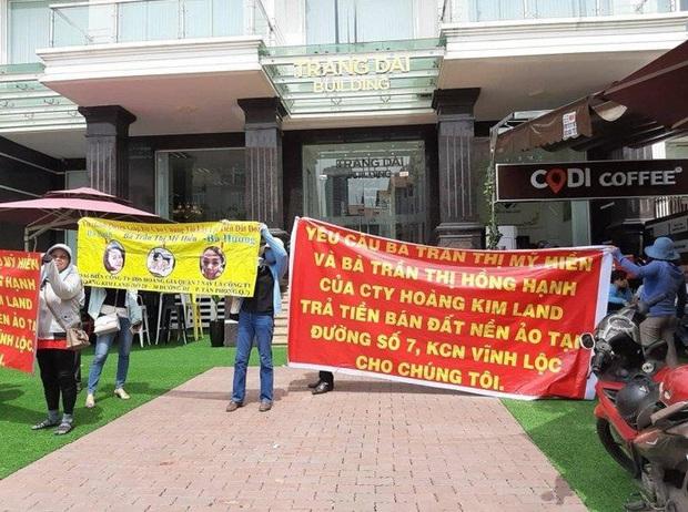 Khởi tố, bắt giam nữ giám đốc Công ty Hoàng Kim Land lừa đảo bán dự án ma ở Sài Gòn - Ảnh 1.