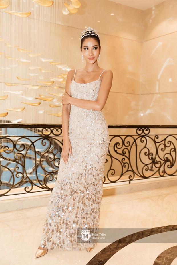 Chính thức: Hoàng Thùy chọn Cà Phê là Quốc phục mang đến Miss Universe 2019 dù từng bị netizen chê tơi tả! - Ảnh 14.