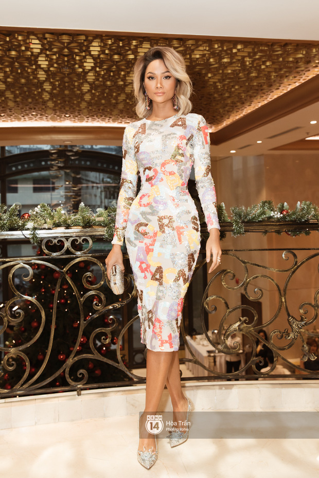 HHen Niê trao lại sash cho Hoàng Thùy - đại diện Việt Nam kỳ vọng sẽ về mang vương miện Miss Universe đầu tiên! - Ảnh 7.