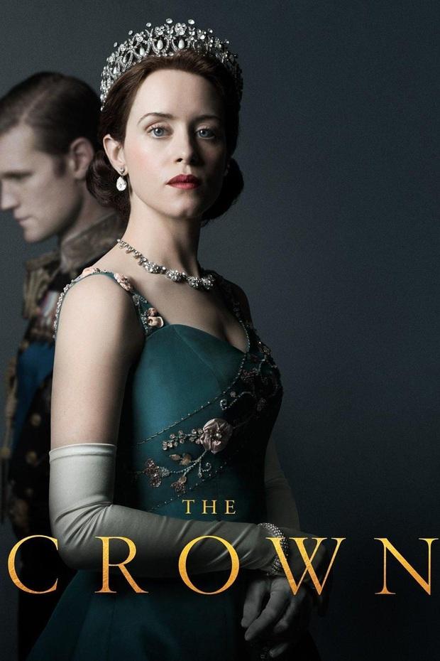 The Crown: Cung đấu chân thật, kịch tính về người phụ nữ quyền lực nhất Hoàng gia Anh - Ảnh 1.