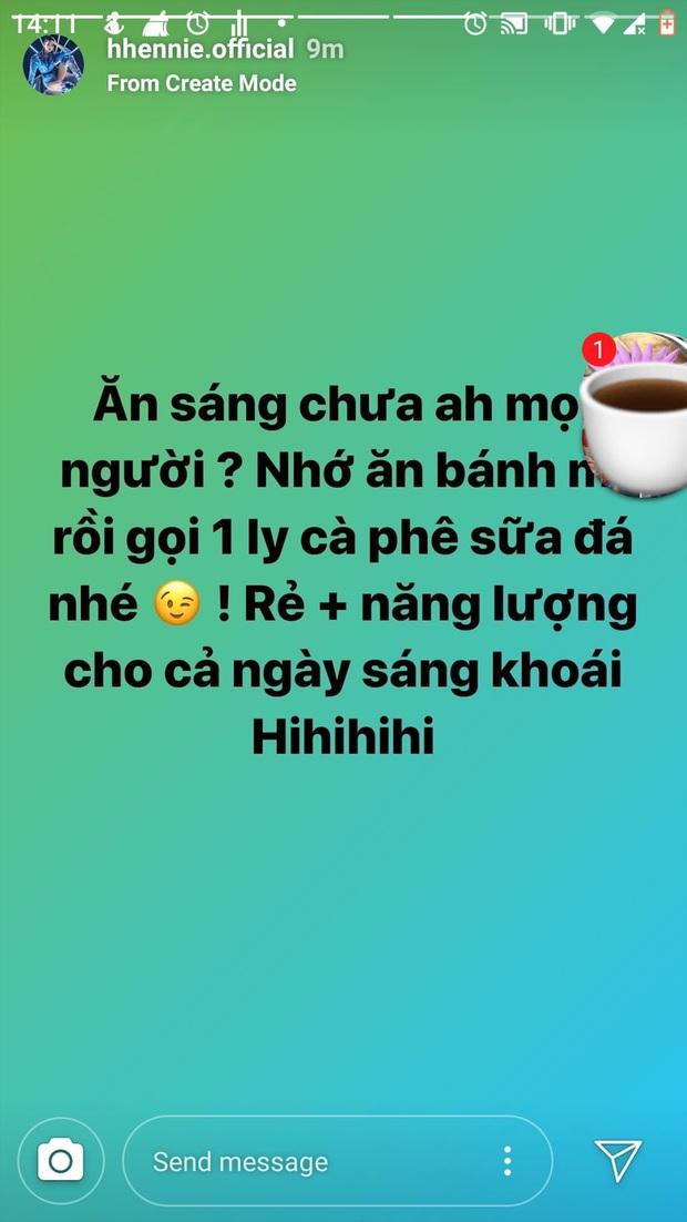 Hóa ra HHen Niê đã bật mí về trang phục Cà phê phin của Hoàng Thùy từ lâu mà ít ai để ý! - Ảnh 4.
