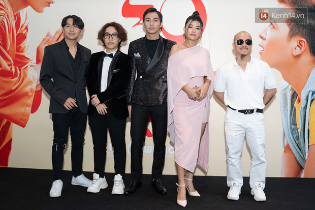 Quang Huy chơi lớn làm phim Tết với bộ đôi trăm tỉ Trường Giang - Mạc Văn Khoa - Ảnh 4.