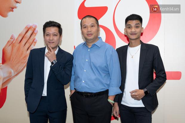 Quang Huy chơi lớn làm phim Tết với bộ đôi trăm tỉ Trường Giang - Mạc Văn Khoa - Ảnh 3.