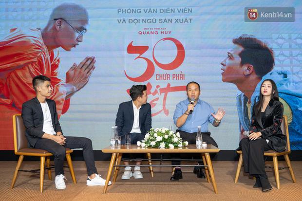 Quang Huy chơi lớn làm phim Tết với bộ đôi trăm tỉ Trường Giang - Mạc Văn Khoa - Ảnh 10.