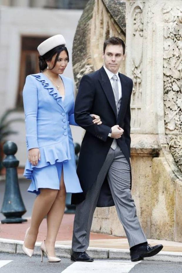 Nhân vật nổi bật nhất hoàng gia Monaco: Làm lu mờ nàng dâu gốc Việt trong sự kiện với vẻ ngoài hoàn hảo cùng khí chất khó ai bì kịp - Ảnh 1.
