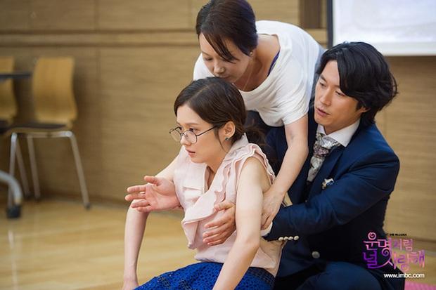Tình trường màn ảnh của gái ế Jang Nara: Hoàng hậu bị tiểu tam cướp chồng gắt sao bằng hôn nhân vì tình một đêm - Ảnh 12.