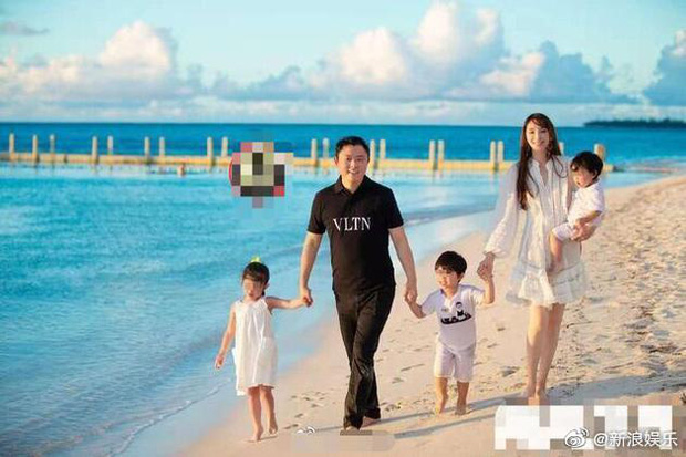 Người tình tỷ phú vỡ nợ 19.000 tỷ, siêu mẫu xứ Đài bụng mang dạ chửa cùng 3 con bị đuổi khỏi khách sạn xa xỉ - Ảnh 3.