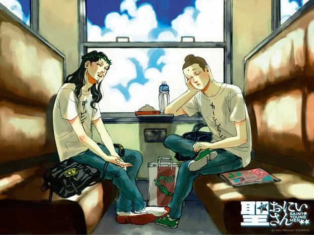 Té ngửa với trí tưởng tượng hại não của người Nhật: Làm phim về tình bạn của Đức Phật và Chúa Jesus? - Ảnh 1.
