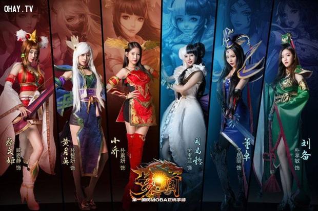 Điểm mặt những nữ thần Kpop là đại diện cho các tựa game nổi tiếng - Ảnh 2.