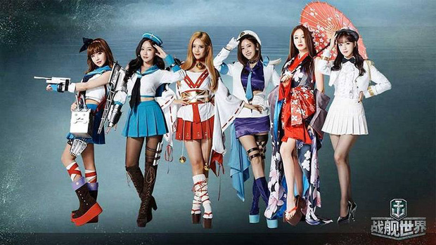Điểm mặt những nữ thần Kpop là đại diện cho các tựa game nổi tiếng - Ảnh 3.