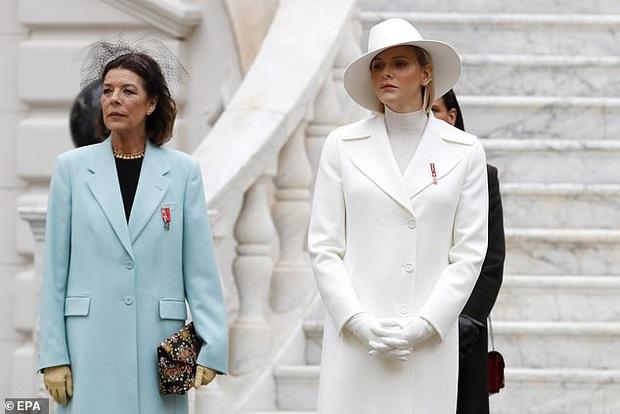Nhân vật nổi bật nhất hoàng gia Monaco: Làm lu mờ nàng dâu gốc Việt trong sự kiện với vẻ ngoài hoàn hảo cùng khí chất khó ai bì kịp - Ảnh 3.