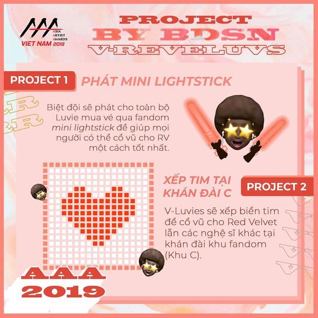 Fandom Việt nô nức chuẩn bị loạt project xịn xò đón idol về AAA 2019: Fan TWICE chuẩn bị linh vật siêu to khổng lồ, fan Suju làm luôn nhà tài trợ - Ảnh 8.