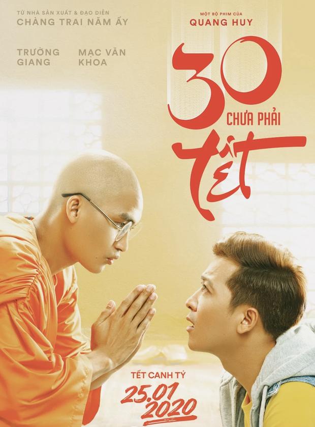 Quang Huy chơi lớn làm phim Tết với bộ đôi trăm tỉ Trường Giang - Mạc Văn Khoa - Ảnh 12.