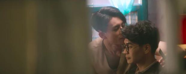 Không để mình đứng ngoài trend đam mỹ, Hiền Hồ trong MV mới nhất vào vai bị chàng trai tiểu tam cướp mất chồng! - Ảnh 4.