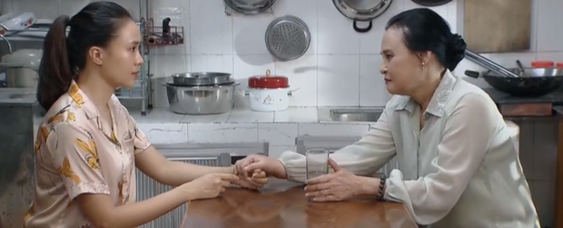 Hoa Hồng Trên Ngực Trái tập 32: Mải buôn chuyện công ty, bà Tám Khang vô tình khiến crush mất việc - Ảnh 10.