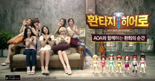 Điểm mặt những nữ thần Kpop là đại diện cho các tựa game nổi tiếng - Ảnh 5.