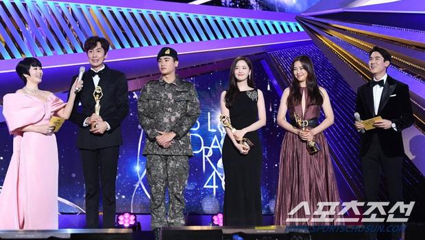 Loạt yếu tố gây sốt ở 1 khoảnh khắc tại Rồng Xanh: Yoona át cả chị đại và Hoa hậu, tài tử The Heirs si mê nhìn mỹ nhân - Ảnh 1.