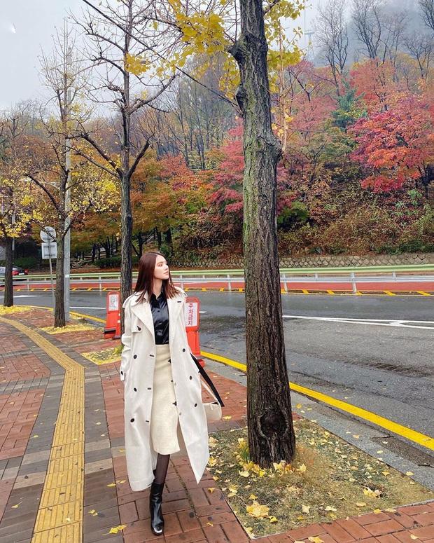 Theo chân rich-kid Jolie Nguyễn ăn uống sương sương ở Seoul, lạ lẫm nhất là món bò Wagyu ăn kèm trứng cá dát vàng - Ảnh 13.