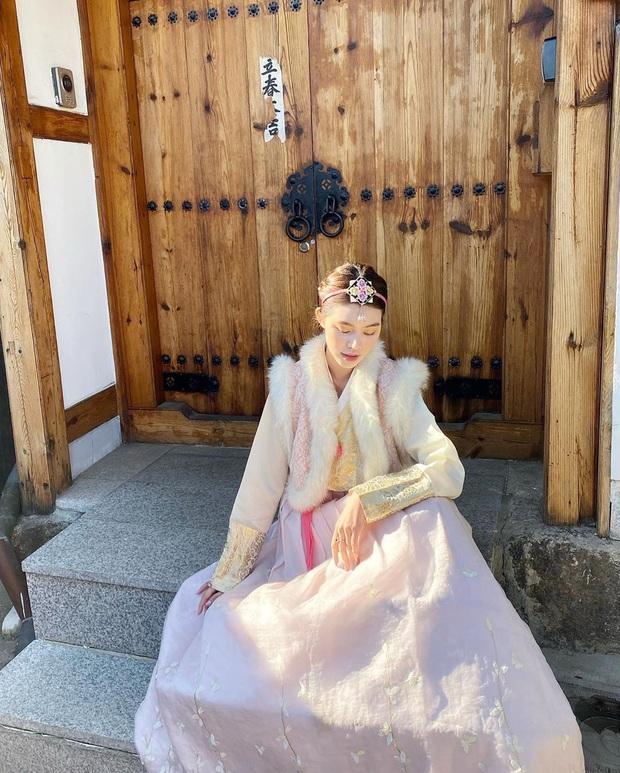 Theo chân rich-kid Jolie Nguyễn ăn uống sương sương ở Seoul, lạ lẫm nhất là món bò Wagyu ăn kèm trứng cá dát vàng - Ảnh 12.