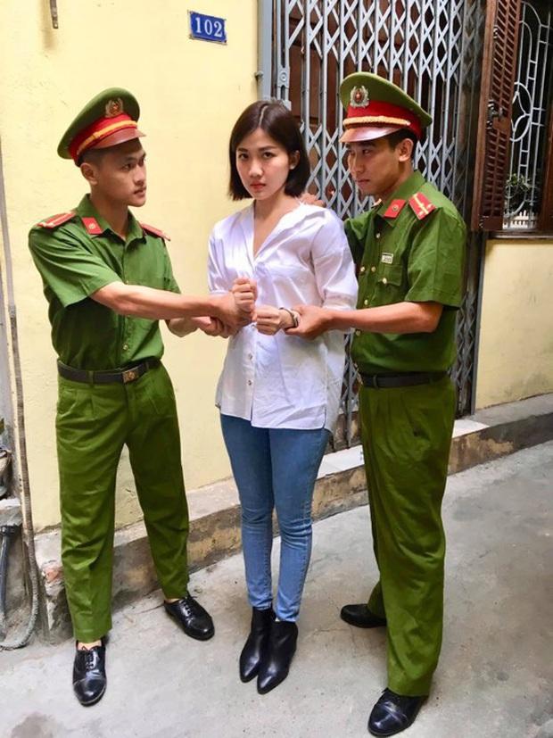 Lương Thanh bất ngờ hé lộ thêm cái kết của Trà tiểu tam: Trở về làm gái ngành, chính thức bị bắt vì buôn bán ma túy? - Ảnh 1.