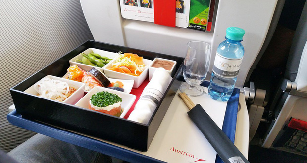 Chuyên trang du lịch công bố 10 hãng hàng không có đồ ăn cao cấp và ngon nhất thế giới, top 2 đều nằm ở châu Á - Ảnh 26.
