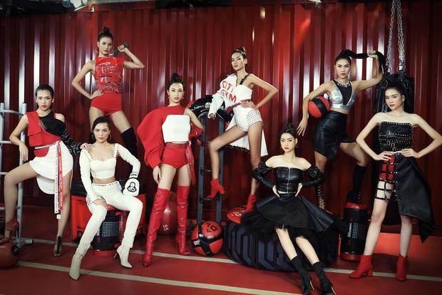 Là Quán quân Next Top Model nhưng Hương Ly lại bị loại sau thử thách chụp ảnh của Hoa hậu Hoàn vũ VN - Ảnh 5.