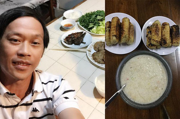 Là nghệ sĩ hài có cát-xê cao nhất nhì Vbiz nhưng Hoài Linh lại có thói quen ăn uống rất đạm bạc, thích nhất là món… cá khô - Ảnh 11.
