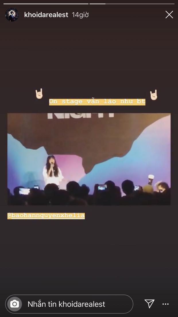 Rapper Khói và girl xinh 2k bất ngờ xuất hiện cùng nhau sau chia tay, dân tình dự đoán yêu lại từ đầu - Ảnh 3.