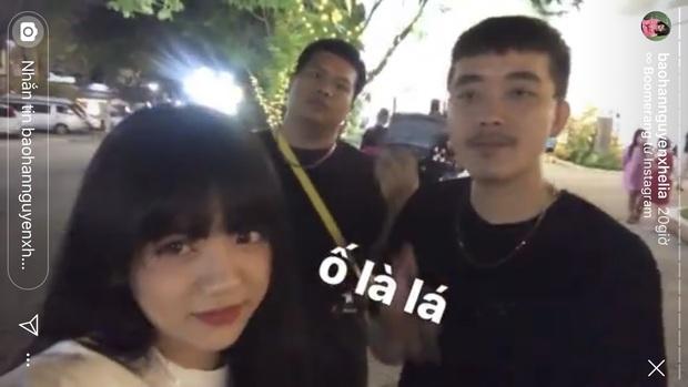 Rapper Khói và girl xinh 2k bất ngờ xuất hiện cùng nhau sau chia tay, dân tình dự đoán yêu lại từ đầu - Ảnh 2.