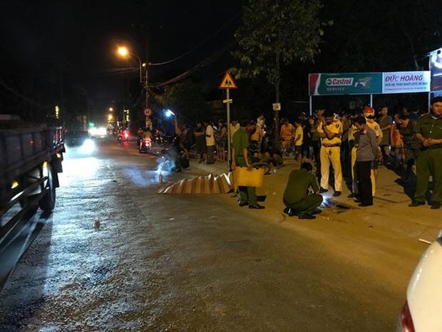 Đại uý công an tử vong trên đường về nhà sau giờ làm việc ở Sài Gòn - Ảnh 1.