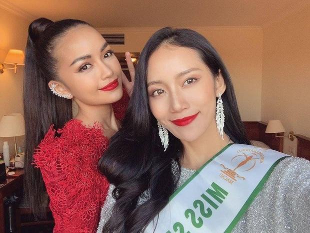 Quốc phục của Ngọc Châu tại Miss Supranational: Dài 5 mét, đính kết từ 10.000 mảnh ghép tại cánh chim Lạc cực hoành tráng! - Ảnh 6.