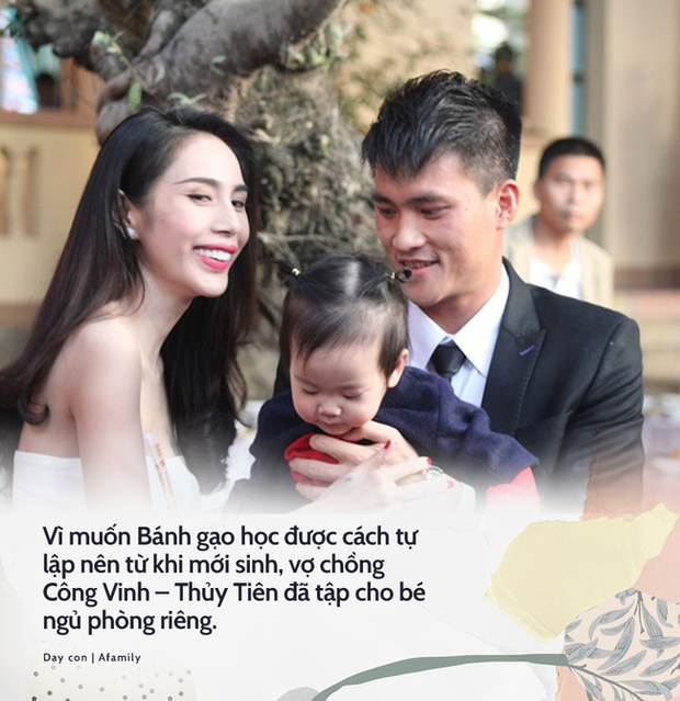 Bận trăm công nghìn việc, đây là cách vợ chồng Lý Hải Minh Hà cùng loạt sao Việt đình đám rèn con tự lập từ nhỏ - Ảnh 2.