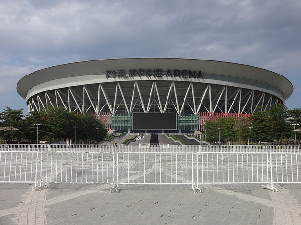 Lần đầu tiên trong lịch sử, lễ khai mạc SEA Games được tổ chức trong nhà: Bật mí về SVĐ trong nhà lớn nhất thế giới - Ảnh 1.