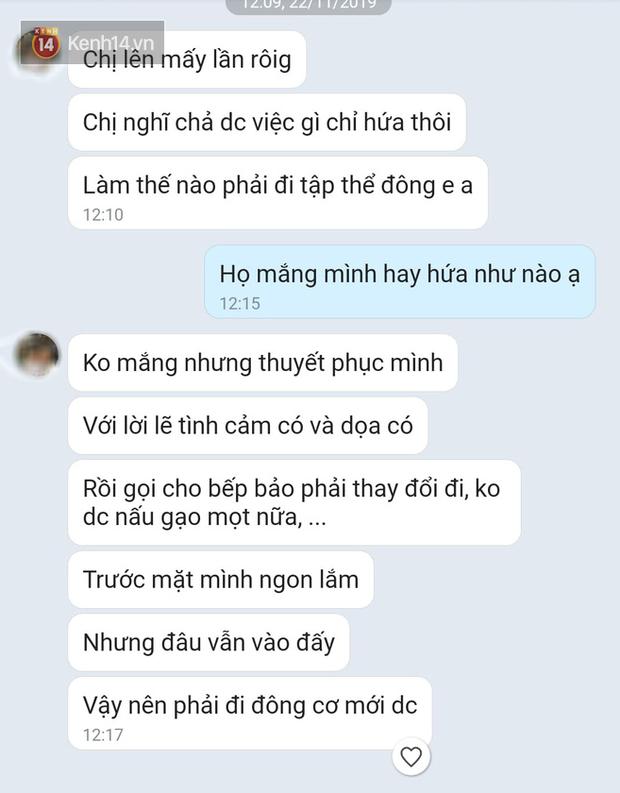 Xôn xao suất cơm 20k của học sinh Hà Nội: Chỉ có cá viên đông lạnh, đậu phụ nhăn nhúm - Ảnh 4.
