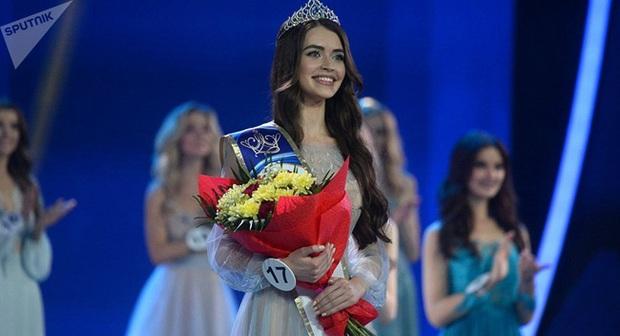 Chân dung nữ nghị sĩ trẻ nhất Belarus khiến cộng đồng mạng điêu đứng: Sở hữu vẻ đẹp tựa thiên thần, từng lọt top 5 Hoa hậu Thế giới - Ảnh 2.