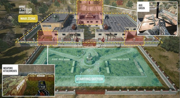 PUBG Lite ra mắt bản đồ mới Periverka cùng chế độ tuyệt vời Free For All - Ảnh 3.