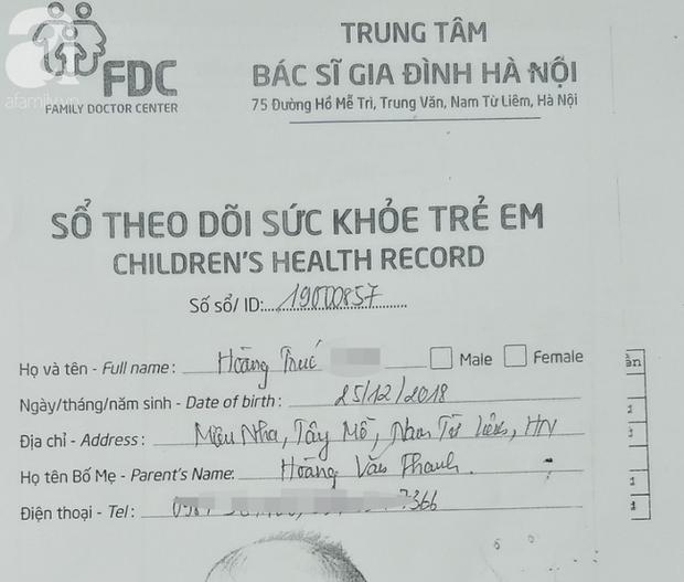 Cặp vợ chồng hiếm muộn đau xót tố bệnh viện tắc trách khiến bé gái 11 tháng tuổi tử vong - Ảnh 4.