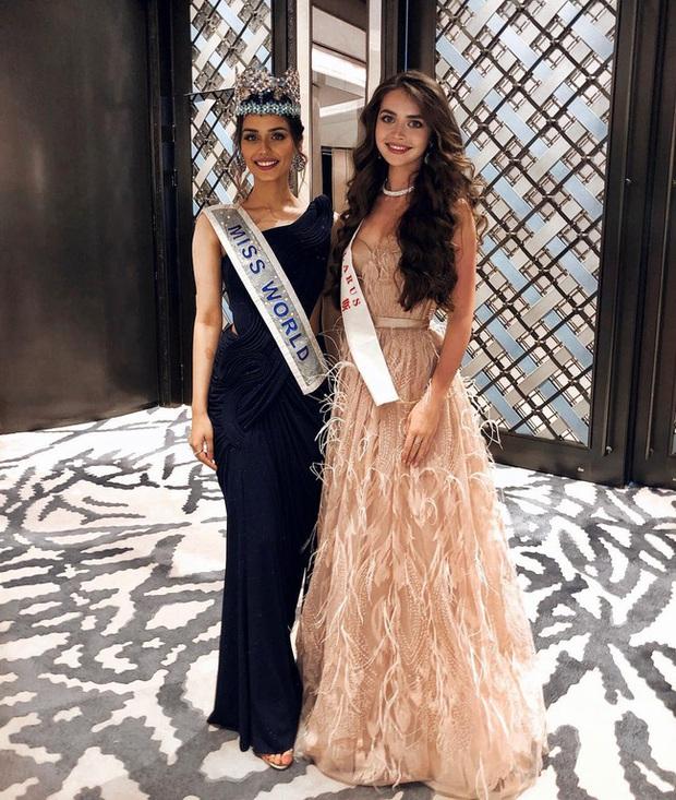 Chân dung nữ nghị sĩ trẻ nhất Belarus khiến cộng đồng mạng điêu đứng: Sở hữu vẻ đẹp tựa thiên thần, từng lọt top 5 Hoa hậu Thế giới - Ảnh 3.