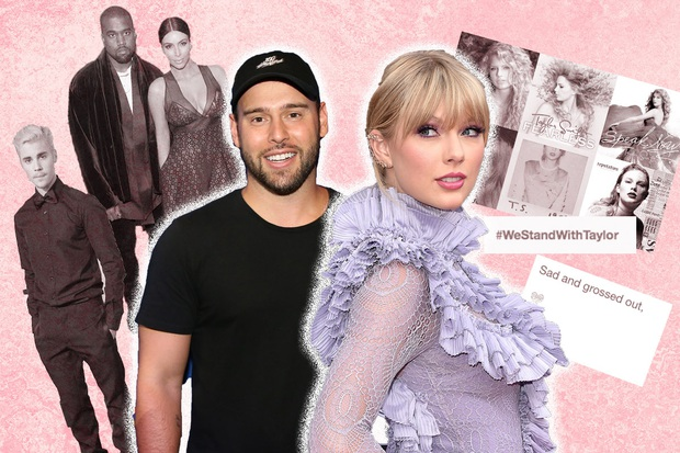 Sau 6 tháng im lặng để Taylor Swift đăng đàn chỉ trích thoải mái, Scooter Braun cuối cùng cũng lên tiếng nhưng trả lời xong, không ai hiểu gì? - Ảnh 1.