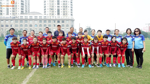 Chuyên gia Nhật Bản tự tin tuyển nữ Việt Nam sẽ vô địch SEA Games 2019 - Ảnh 2.