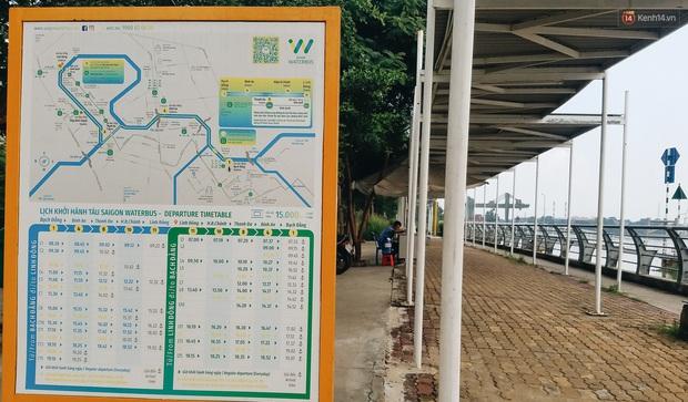Sau 2 năm hoạt động, tuyến buýt đường sông đầu tiên ở Sài Gòn giờ ra sao? - Ảnh 4.