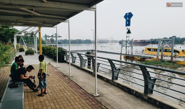 Sau 2 năm hoạt động, tuyến buýt đường sông đầu tiên ở Sài Gòn giờ ra sao? - Ảnh 3.
