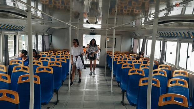Sau 2 năm hoạt động, tuyến buýt đường sông đầu tiên ở Sài Gòn giờ ra sao? - Ảnh 7.