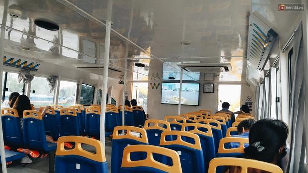 Sau 2 năm hoạt động, tuyến buýt đường sông đầu tiên ở Sài Gòn giờ ra sao? - Ảnh 8.