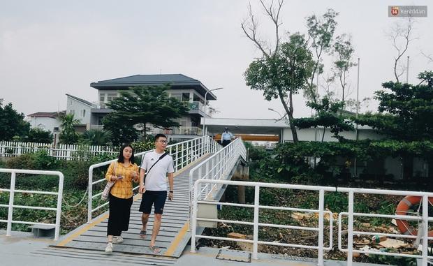 Sau 2 năm hoạt động, tuyến buýt đường sông đầu tiên ở Sài Gòn giờ ra sao? - Ảnh 6.
