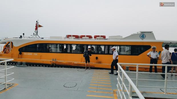 Sau 2 năm hoạt động, tuyến buýt đường sông đầu tiên ở Sài Gòn giờ ra sao? - Ảnh 12.
