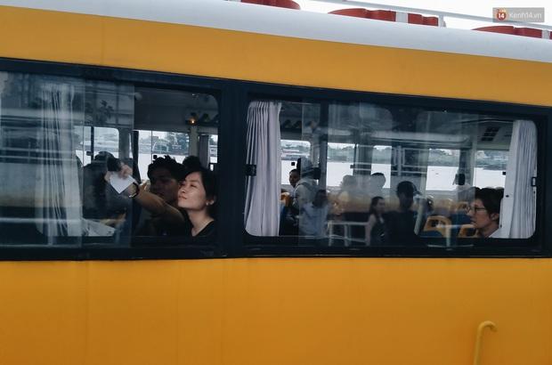 Sau 2 năm hoạt động, tuyến buýt đường sông đầu tiên ở Sài Gòn giờ ra sao? - Ảnh 13.